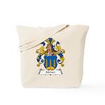 Korner Family Crest Tote Bag