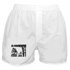 Chupacabra in the Woods 1 Boxer Shorts