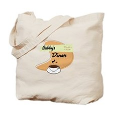 Bubby's Diner Tote Bag