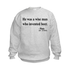 Plato 24 Sweatshirt