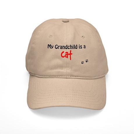 Cat Grandchild Cap