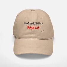 Bengal Grandchild Baseball Baseball Cap