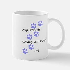 Unique My dog thinks im having puppies Mug