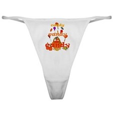 Halloween Candy Classic Thong