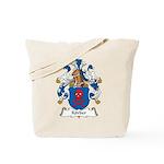 Korber Family Crest Tote Bag