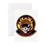 G.H.O.S.T Area 51 Greeting Cards (Pk of 20)