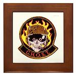 G.H.O.S.T Area 51 Framed Tile
