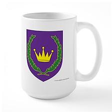 King of the East Large Mug