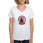 DEA Redrum Women's V-Neck T-Shirt