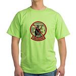 DEA Redrum Green T-Shirt