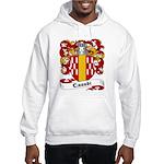 Quandt Family Crest Hooded Sweatshirt