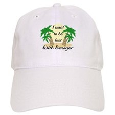 Lost With Sawyer (2) Baseball Cap