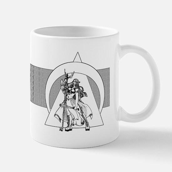 Fenris Howl Mug