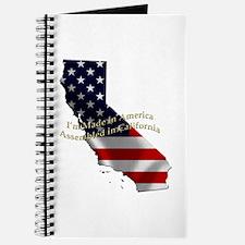 Unique Made in california Journal