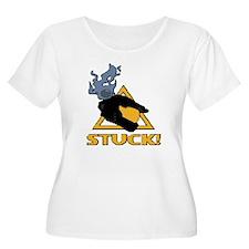 halo - stuck! T-Shirt