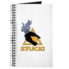 halo - stuck! Journal