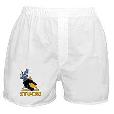 halo - stuck! Boxer Shorts