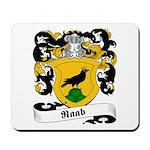 Raab Family Crest Mousepad