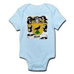Raab Family Crest Infant Creeper