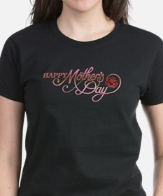 Happy Mother's Day Rose Tee