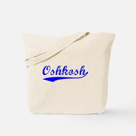 Vintage Oshkosh (Blue) Tote Bag