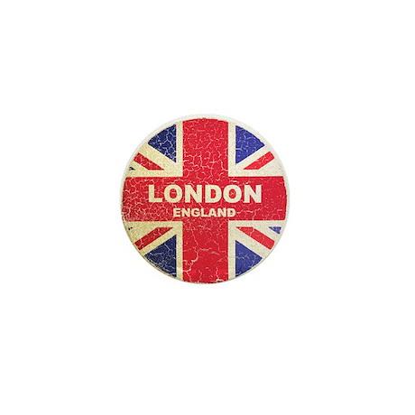 UNION JACK LONDON Mini Button