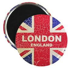 UNION JACK LONDON Magnet