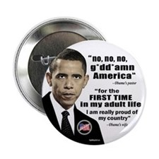 """Obama Associations 2.25"""" Button (10 pack)"""