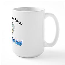 Soap Mugs