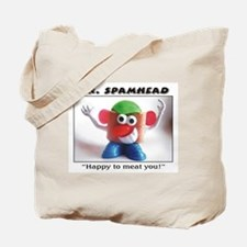 Spamhead 1 Tote Bag