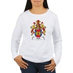 Knoll Family Crest Women's Long Sleeve T-Shirt