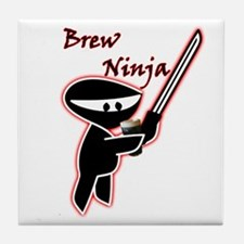 Brew Ninja Tile Coaster