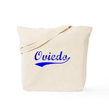 Vintage Oviedo (Blue) Tote Bag