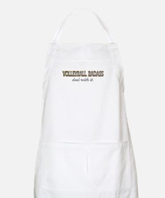 volleyball BBQ Apron
