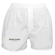 tae kwon do Boxer Shorts