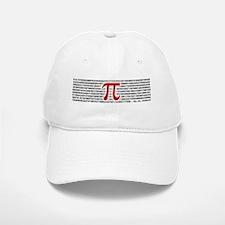 Pi = 3.1415926535897932384626 Cap