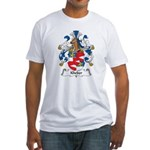 Klieber Family Crest Fitted T-Shirt