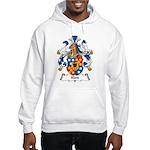 Klett Family Crest Hooded Sweatshirt