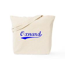 Vintage Oxnard (Blue) Tote Bag