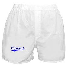 Vintage Oxnard (Blue) Boxer Shorts
