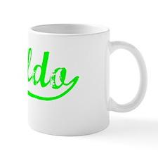 Vintage Osvaldo (Green) Mug