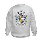 Kleinhans Family Crest Kids Sweatshirt