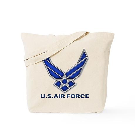 USAF Coat of Arms Tote Bag
