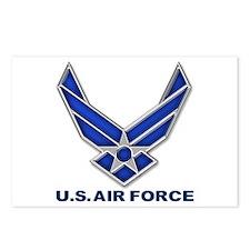 USAF 3 Diamond Symbol Postcards (Package of 8)