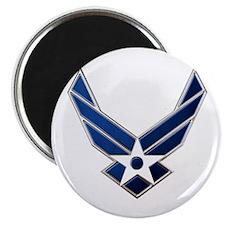 USAF 3 Diamond Symbol Magnet