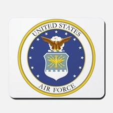 USAF Coat of Arms Mousepad