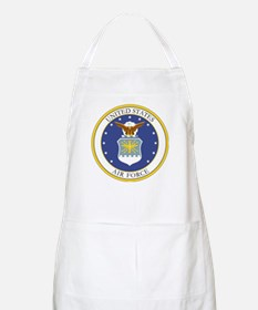 USAF Coat of Arms BBQ Apron