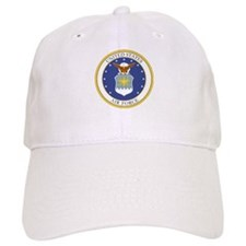 USAF Coat of Arms Baseball Cap