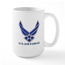 USAF 3 Diamond Symbol Mug