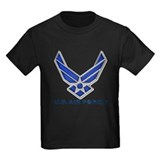 Air force Kids T-shirts (Dark)